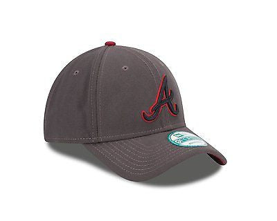 NCAA Alabama Crimson Tide Hat Cap Graph Pop Gray The League New Era 9Fifty