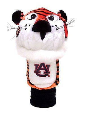 NCAA Auburn Tigers Mascot Golf Headcover Driver Club Jumbo Head Cover