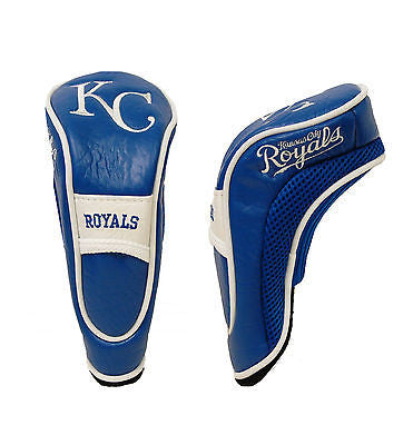 MLB Kansas City Royals KC Hybrid Golf Headcover Course Club Cover Utility Bag
