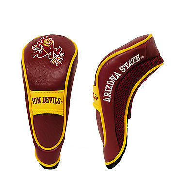 NCAA Arizona State Sun Devils Hybrid Golf Headcover Club Cover Utility Bag