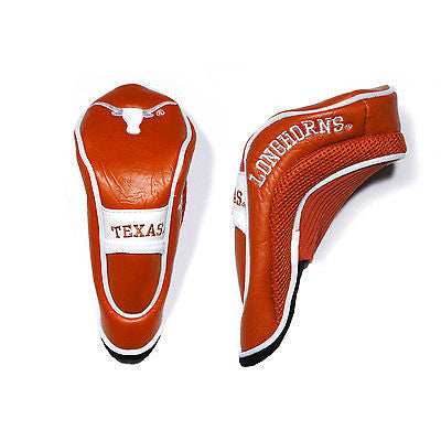 NCAA Texas Longhorns Hybrid Golf Headcover Club Cover Utility Bag