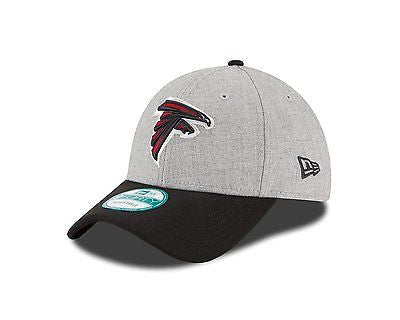 "NFL Atlanta Falcons 9forty ""The League"" Heather Gray Hat New Era 940 Cap"