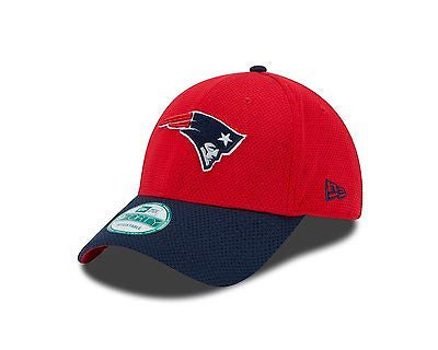 NFL England Patriots New Era Hat Fundamental Tech 9forty Red 940 Cap