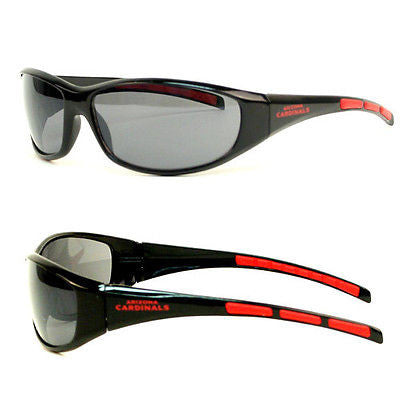 NFL Arizona Cardinals 3 Dot Sunglasses Team Logo Series Sport Style Beach
