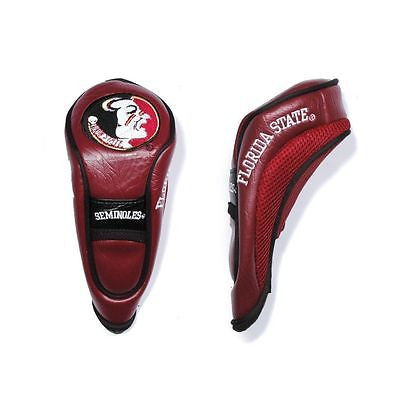 NCAA Florida State Seminoles Hybrid Golf Headcover Course Club Cover Utility Bag