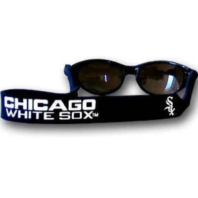 MLB Chicago White Sox Neoprene Sunglasses Strap Team Croakies Eyewear Holder