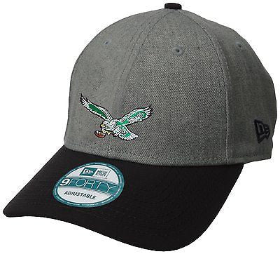 "NFL Philadelphia Eagles ""The League"" 9forty Historic Gray Hat New Era 940 Cap"