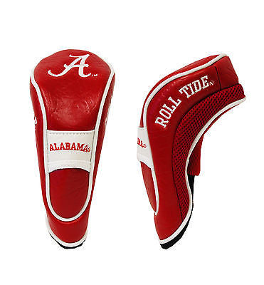NCAA Alabama Crimson Tide Hybrid Golf Headcover Course Club Cover Utility Bag