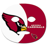 NFL Arizona Cardinals Game Day Face Full Temporary Tattoo Decal Football