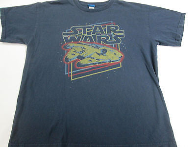 Star wars Millennium Falcon Ship Force Skywalker Vader T-Shirt Team Shirt 20