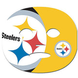 NFL Pittsburgh Steelers Game Day Face Full Temporary Tattoo Decal Football