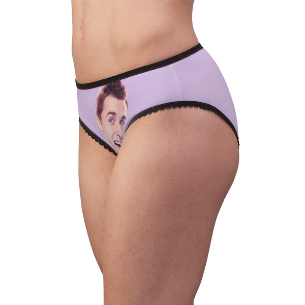 PuppyLove Women's Briefs-All Over Prints-Pickled Peppa
