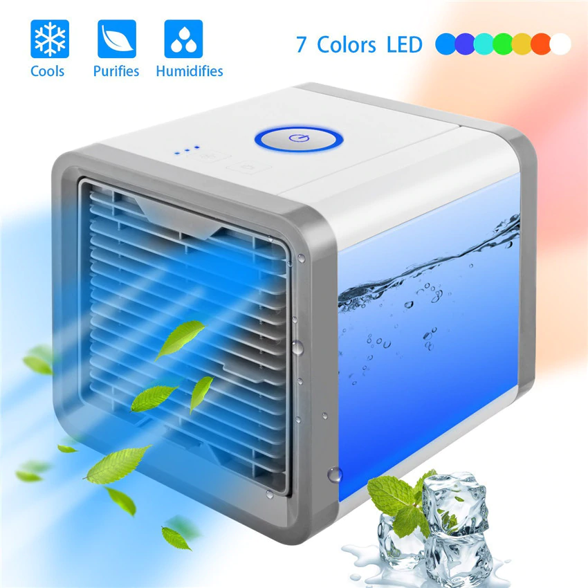 Portable Mini Air Conditioner-Gadgets-Pickled Peppa