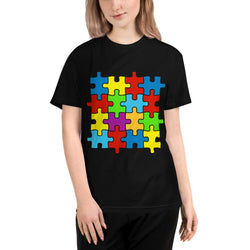 Sustainable T-Shirt - Pickled Peppa Puzzle-T-Shirts-Pickled Peppa