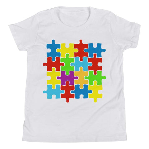 Young Generation T-Shirt - Pickled Peppa Puzzle-Kids Clothing-Pickled Peppa