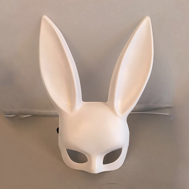 Halloween Ladies Bunny Mask For Parties, Bars, Nightclubs and CosPlay-Masks-Pickled Peppa