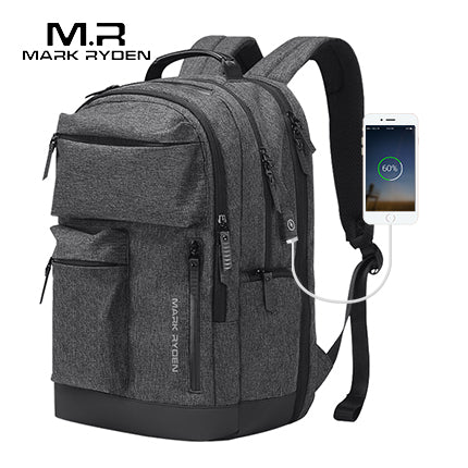 Men's Anti-theft backpack for 15.6 inch laptop-Bags-Pickled Peppa