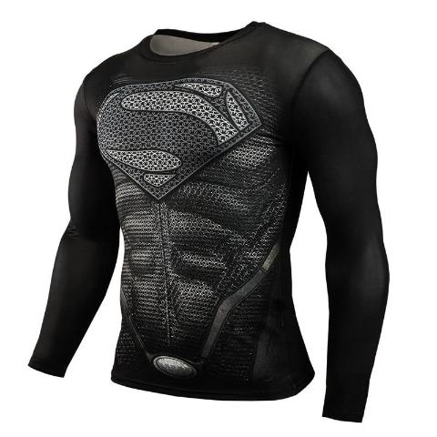 Fitness MMA Compression Shirt - ebuzzstore.com