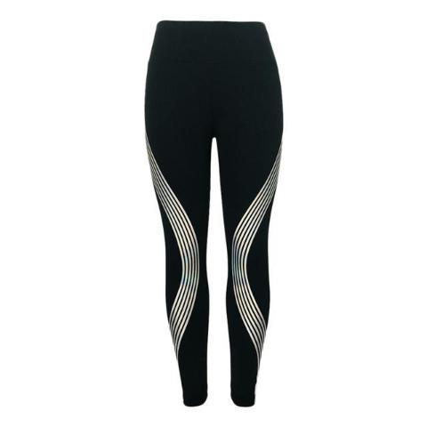 Reflective Glow in the Dark Leggings-Sport-Pickled Peppa