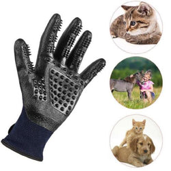 Pet Grooming Gloves That Gently Massage Your Pet - ebuzzstore.com