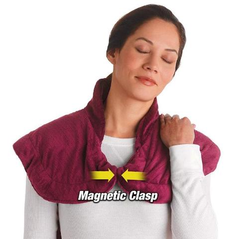 Renowned Thermapulse  Relief Massaging Heat Wrap - ebuzzstore.com