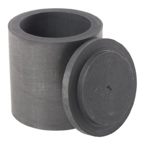 Purity Graphite Melting Crucible Casting With Lid Cover-Gadgets-Pickled Peppa