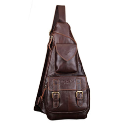 The Retrocross Men's Chest Bag-Bags-Pickled Peppa