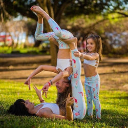Parenting yoga Pants leggings - ebuzzstore.com
