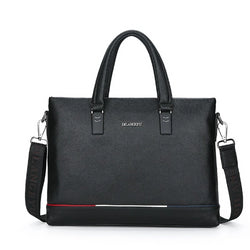 Gentlemen's Elegant Briefcase in Genuine Leather - ebuzzstore.com