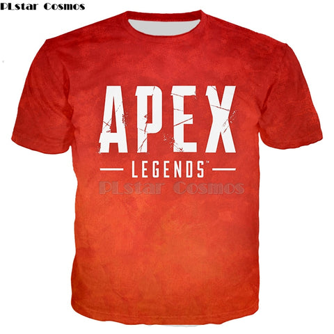 Selection of Battle Royale Apex Legends T-Shirts-T-Shirts-Pickled Peppa