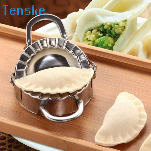 Stainless Steel Dumpling Maker-KITCHEN-Pickled Peppa