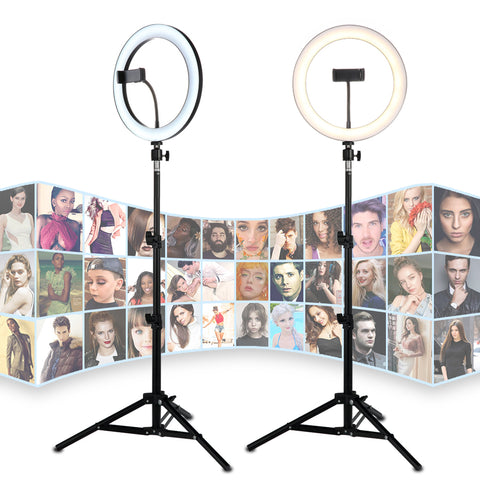 Smartphone Selfie Ring Light - 24W LED Professional-Gadgets-Pickled Peppa