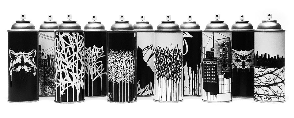 SPRAY CAN REWORKS Bisco Smith