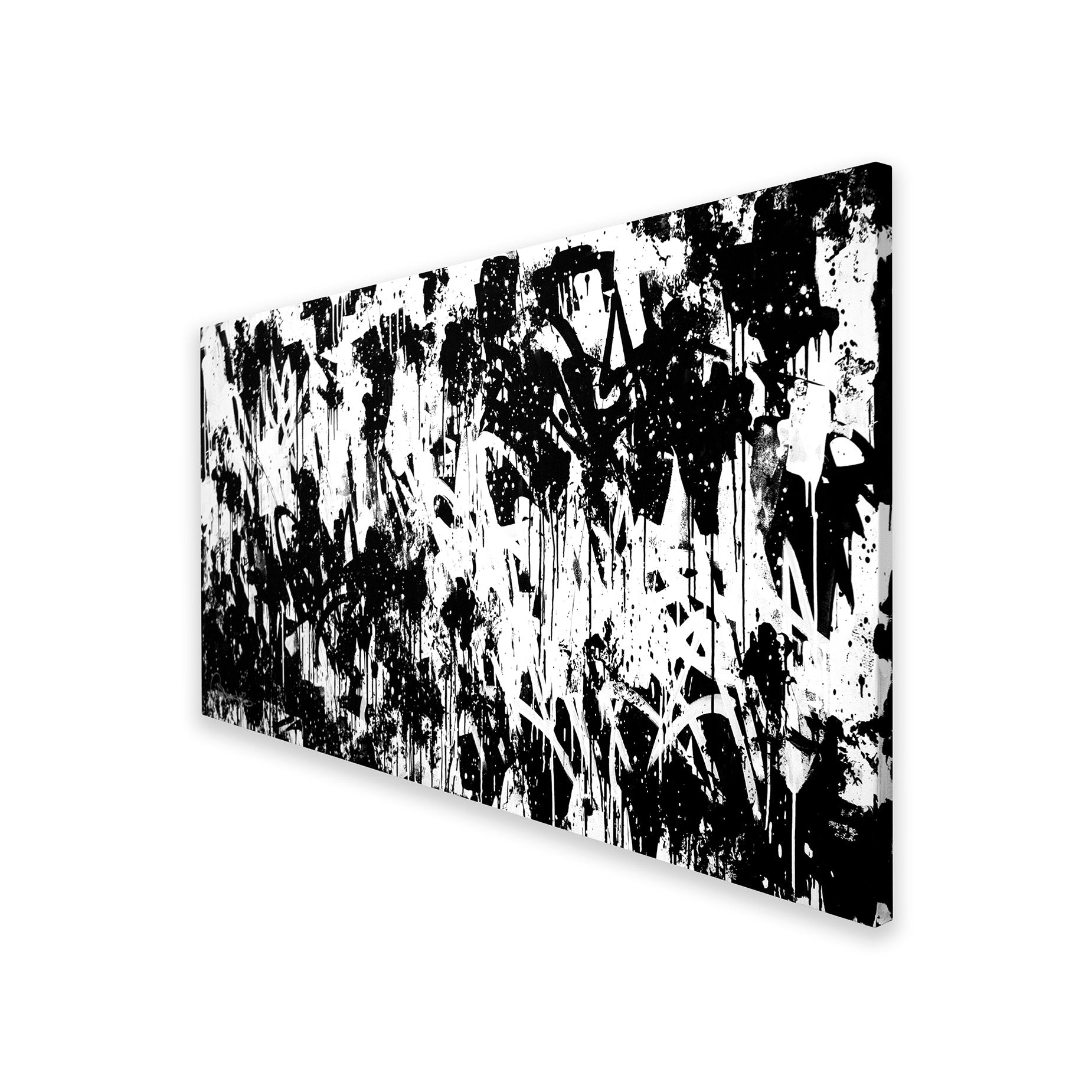 PEACE IN THE CHAOS - 90x200 - Bisco Smith