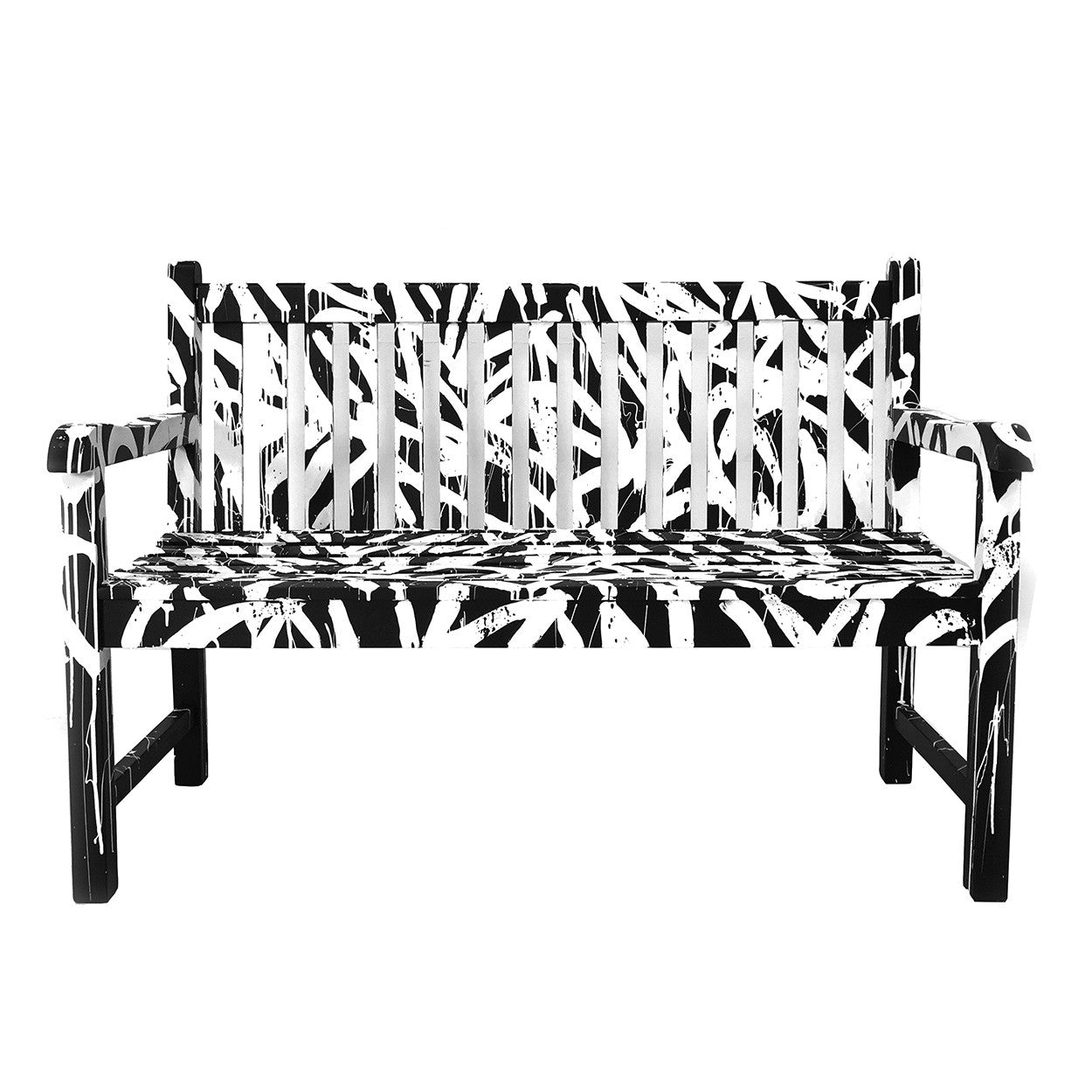 Writers Bench - 48 x 24 x 36 - Bisco Smith