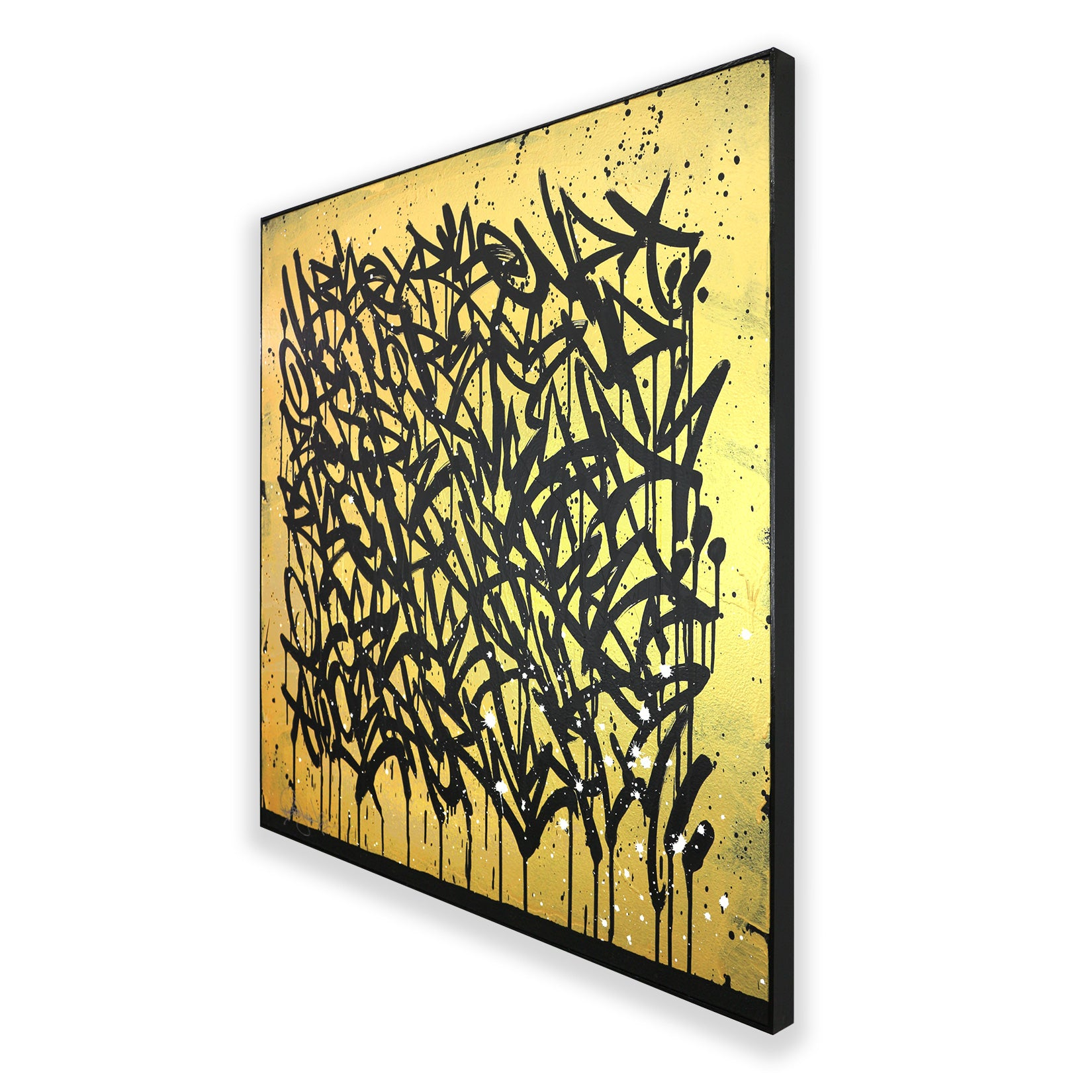 SOLID GOLD - 40X40 - Bisco Smith