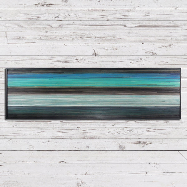 Horizon - Wood Wall Art