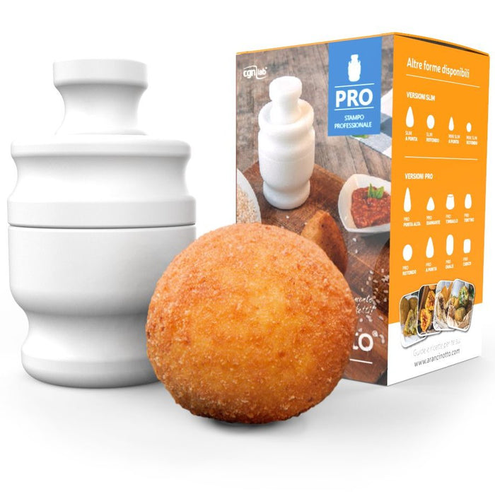 Professional Arancinotto for Rounded Arancini