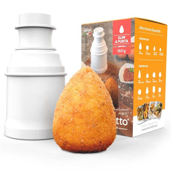 Arancini Maker for Pointed Arancini (160 grams)