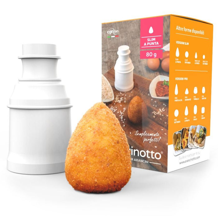 Arancini Maker for Pointed Arancini (80 grams)
