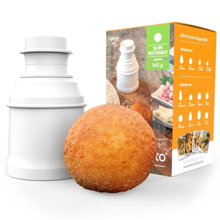 Arancini Maker for Rounded Arancini (160 grams)