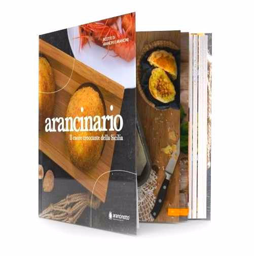 Arancinario - Collection of recipes