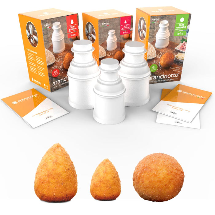 Promotion Kit - 3 Pack Arancini Maker