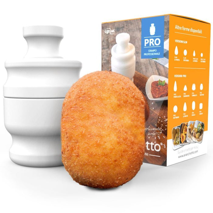 Professional Arancinotto for Oval Arancini