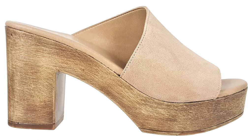 REBELS Orlanda Heel | Tan