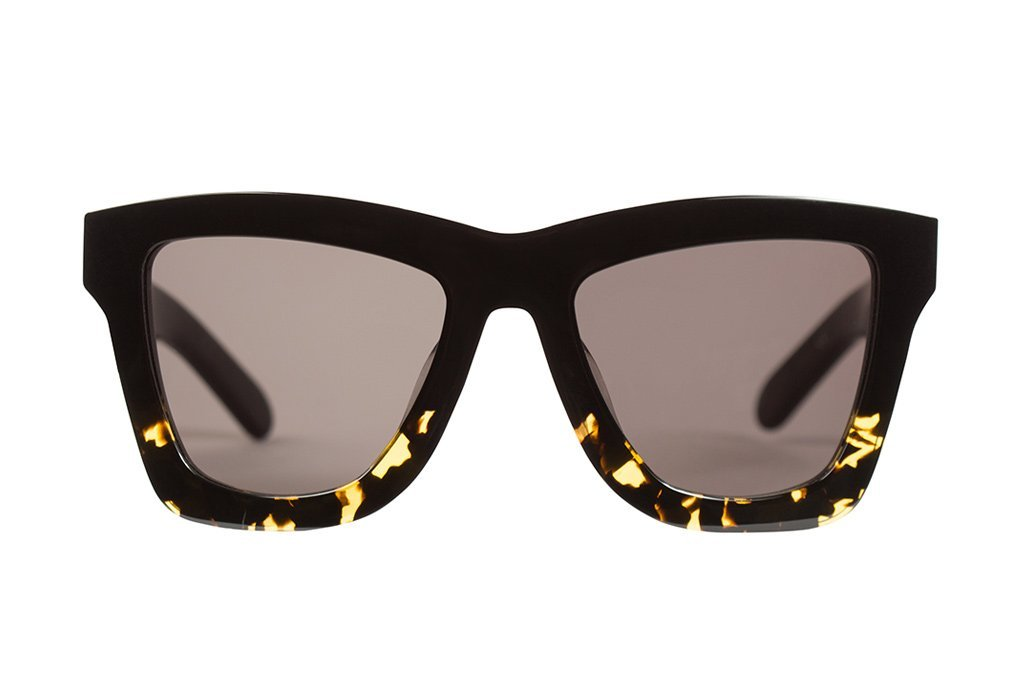 VALLEY EYEWEAR DB | Black to Tort / Black Lens