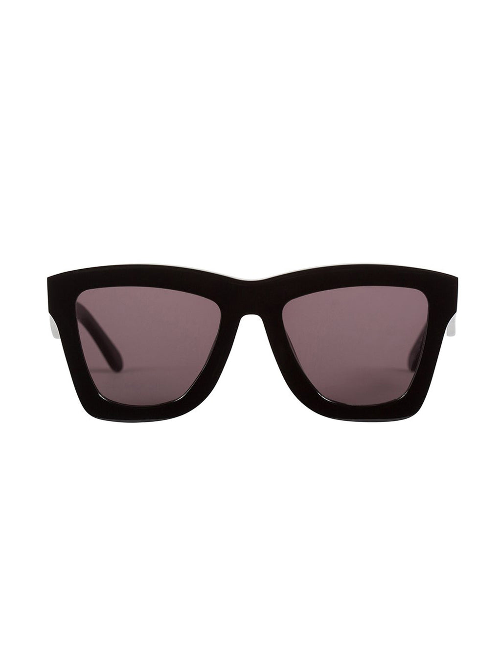 VALLEY EYEWEAR DB II ZERO | Gloss Black / Black Lens