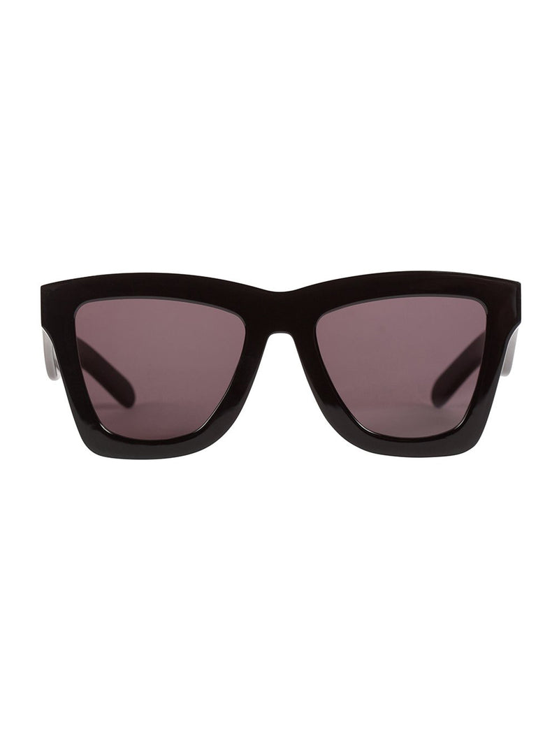 VALLEY EYEWEAR DB ZERO | Gloss Black / Black Lens