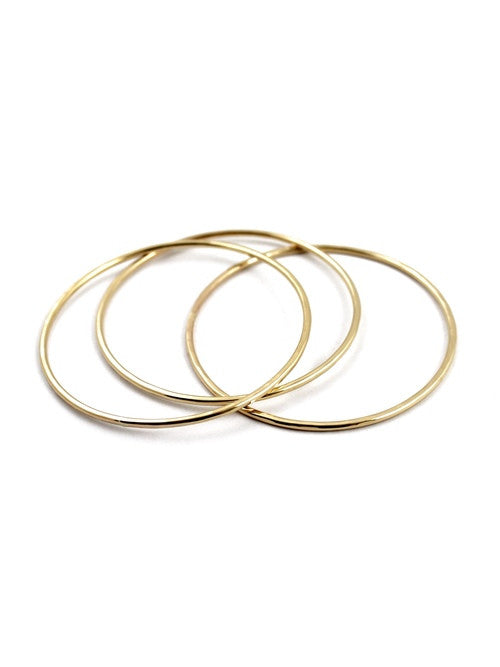 Free to Be Me Jewelry Plain Bangle