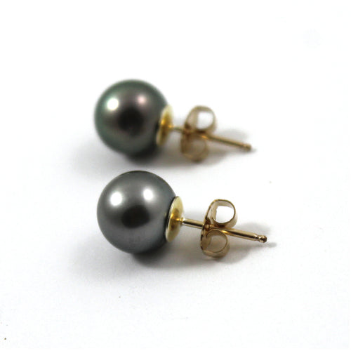 Free to Be Me Jewelry Tahitian Pearl Studs